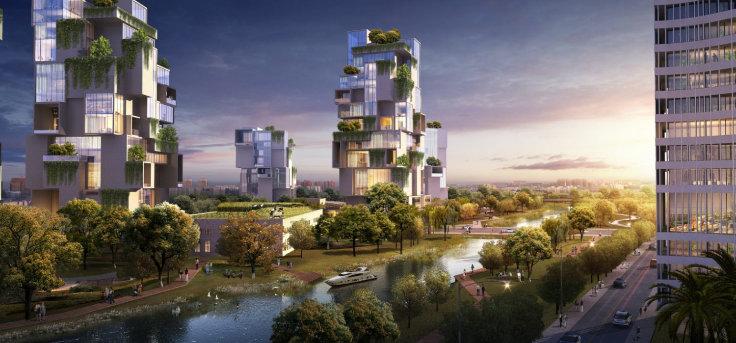 Elevated City – Foshan, Guangdong Province